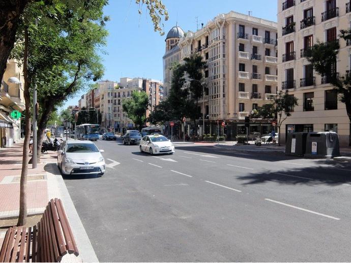 Piso en madrid capital en chamber en calle santa engracia for Oficina de madrid santa engracia