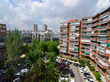 Viviendas de alquiler con ascensor en Madrid Capital