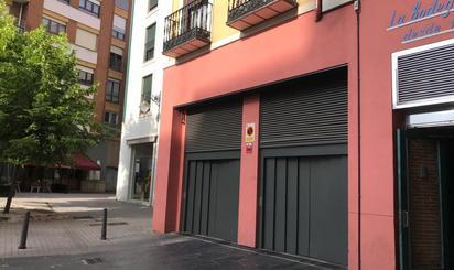 Plazas de garaje de alquiler en Valladolid Provincia