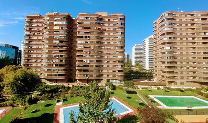 Estudios de alquiler con parking en España