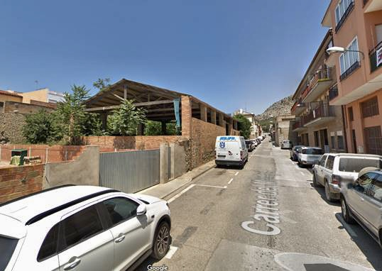 Solar urbano  Calle llibertat, 10. Solar urbano de 1526 m2 para la obra nueva de 39 viviendas pluri