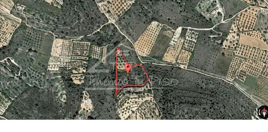 Solar urbà  Calle cv-135, 1. Terreno rústico de 11.040 m2, situado en el término municipal de