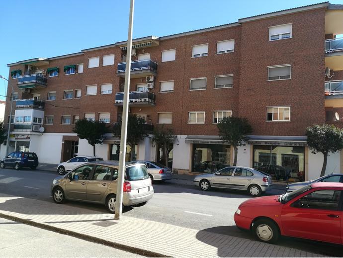 Foto 1 de Piso en Calle Juan Bautista De La Concepción / Alcázar de San Juan
