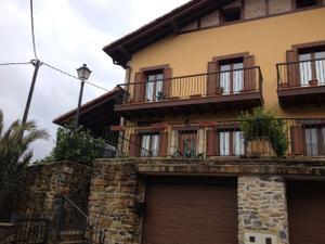 Casa adosada en Alquiler en Alquilo Casa Nueva Amueblada en Navarra - Oitz( Junto a Donestebe) / Oitz