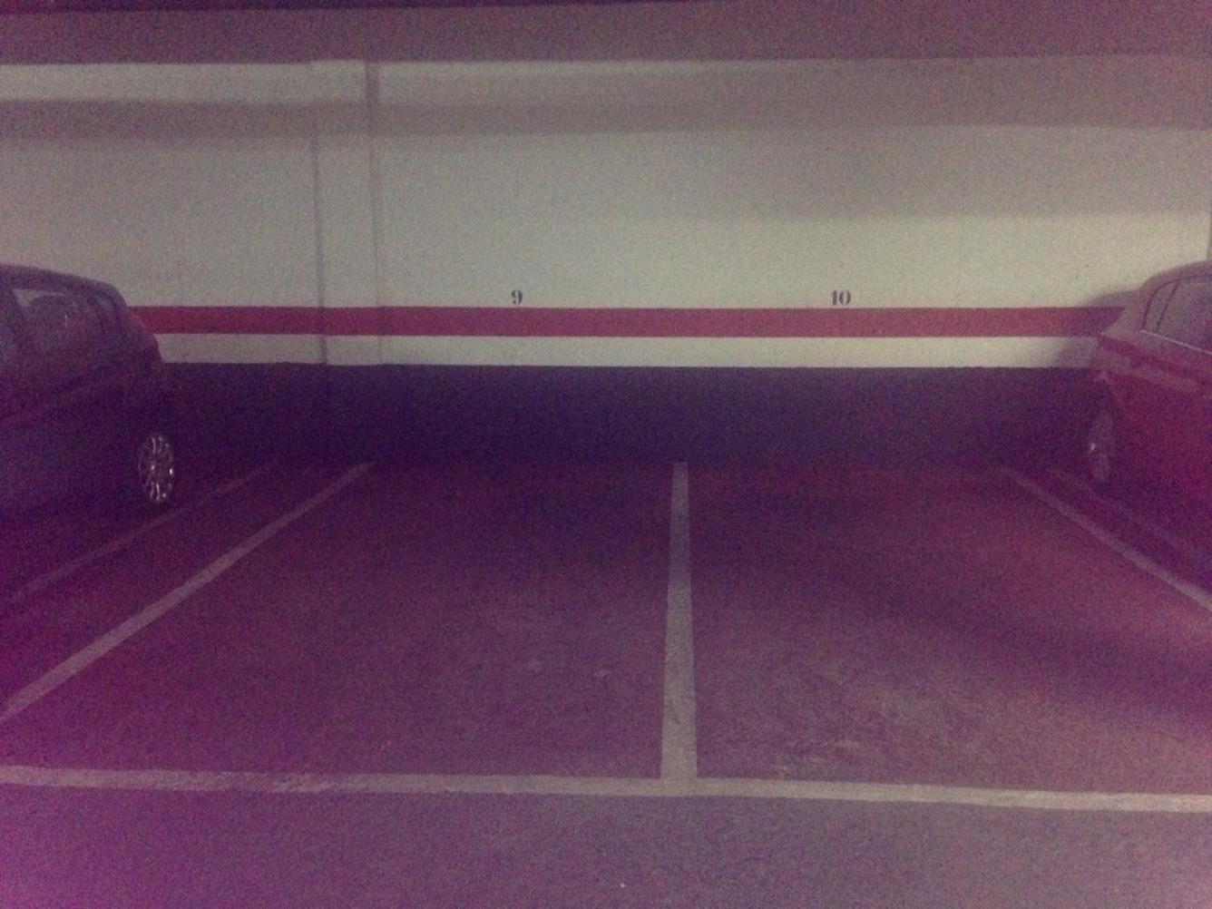 Car parking  Alfafar, zona de vias alfafar. 2 plazas de garaje en parking comunitario, precio por plaza.