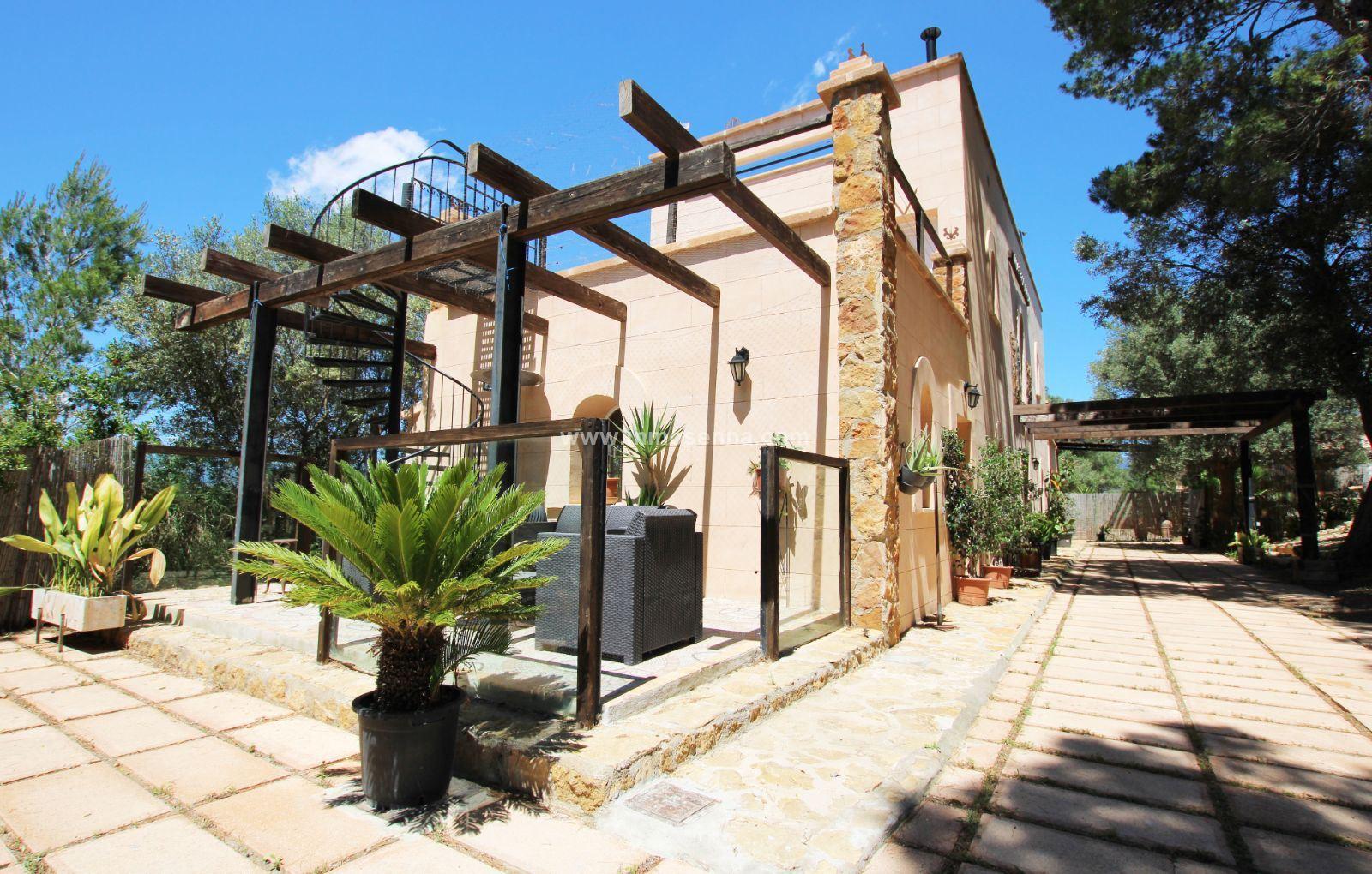 Location Maison  Marratxi - festival park. Fantástico chalet en alquiler