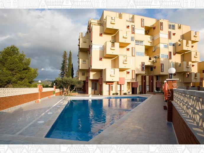 Apartamento en sant pere de ribes en urbanitzacions del for Piscina sant pere de ribes