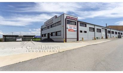 Nave industrial en venta en Valdelobón, Villalbilla de Burgos