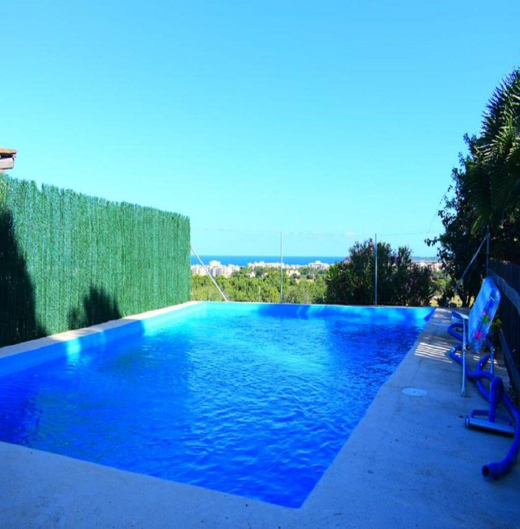 Location Maison  Alcúdia - port d´alcúdia - platja d´alcúdia. Casa rural con grandiosa zona de piscina y jardín privado/ 6 per