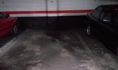 Plazas de garaje de alquiler en Logroño