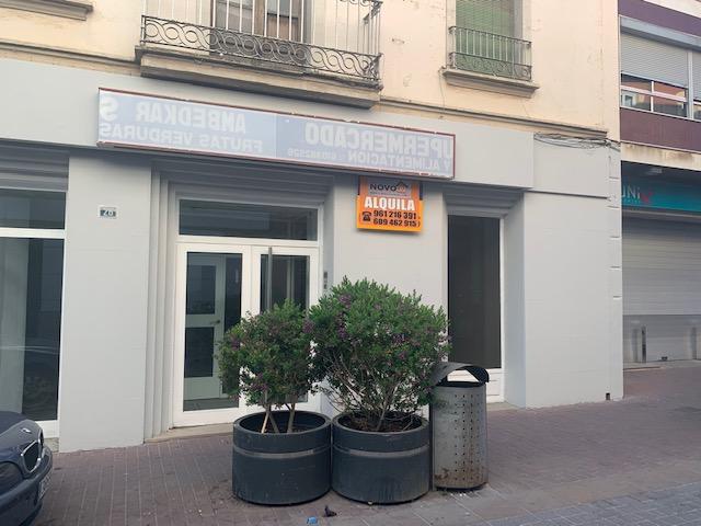 Alquiler Local Comercial  Calle valencia