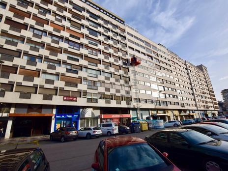 Viviendas de alquiler Parking en Burgos Capital