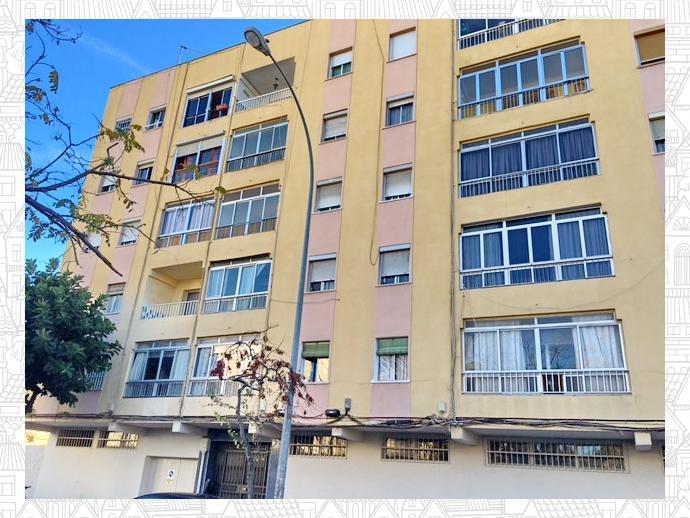 Foto 1 de Piso en Bailén-Miraflores, Málaga. Procedente De Banco. Bank Repossessed Property. / Gamarra - La Trinidad, Málaga Capital