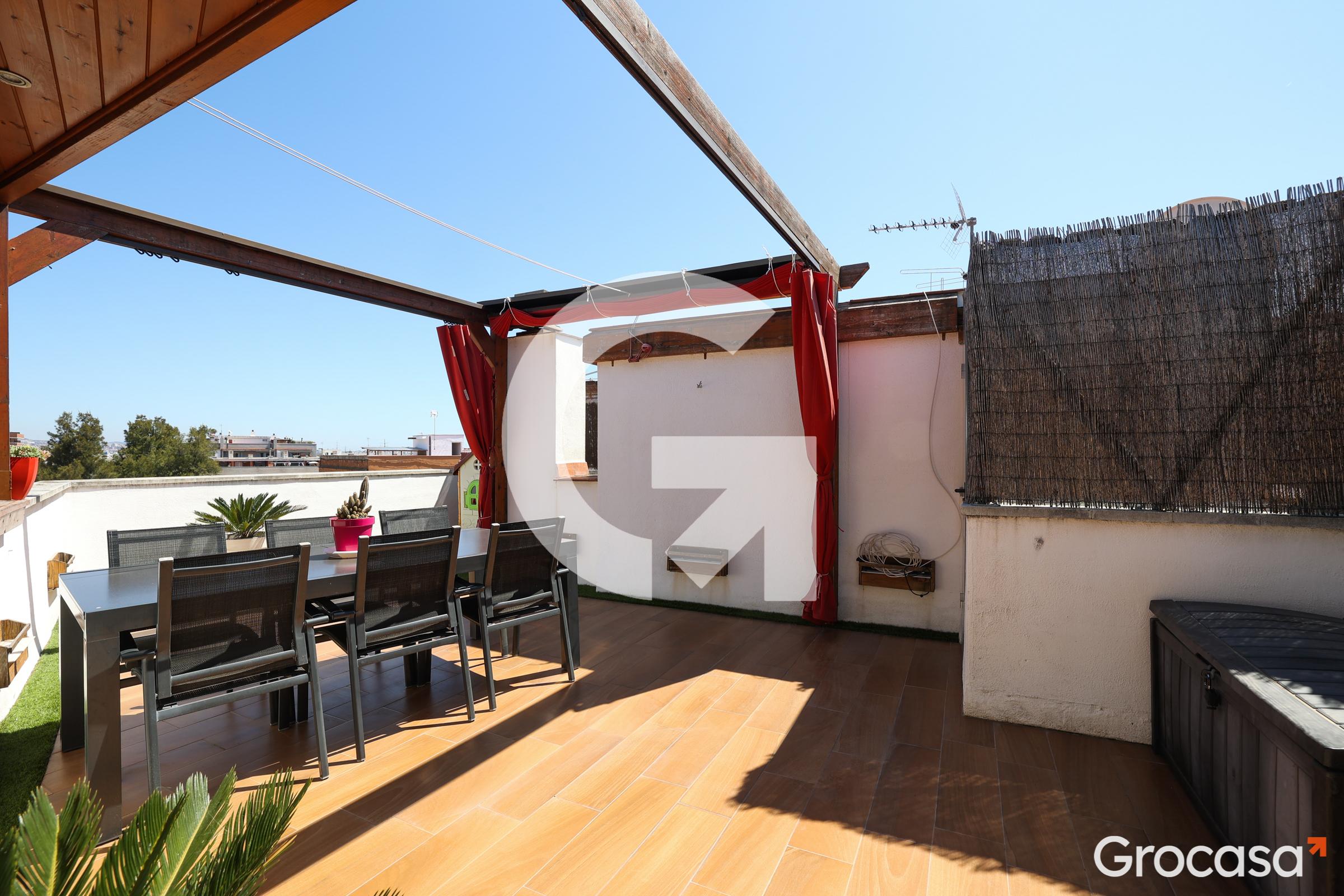 Piso  Vilamarina. Con terraza y parking