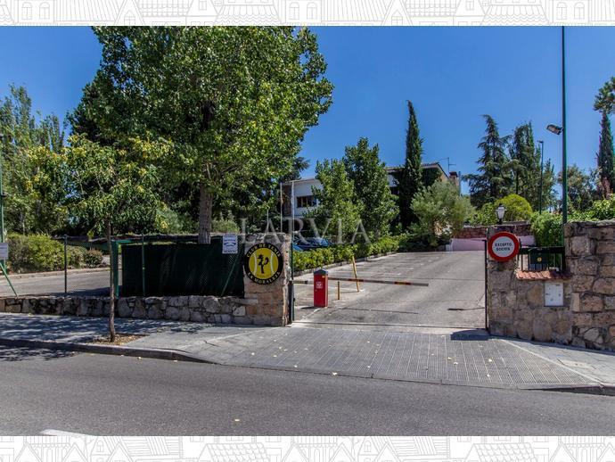 El Encinar De La Moraleja. Top Impeccable Terraced House For Sale In ...