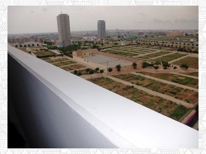 Foto 12 de Piso en La Torre. O. N. 100% Financiado. 3 Dorm. + Ga+ Tras+Piscina / Faitanar,  Valencia Capital
