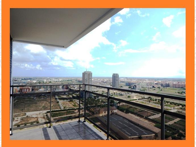 Foto 1 de Piso en La Torre. Obra Nueva 100% Financiado. 3 Dorm. Con Garaje Y Trastero / Faitanar,  Valencia Capital