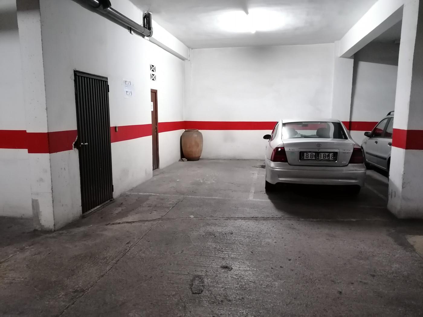 Posto auto  Plaza de la ribera. Alg049 - plaza de garaje   trastero en la plaza de la ribera de