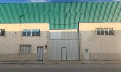 Nave industrial de alquiler en Llauradors, L'Alcúdia