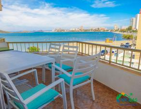 Apartamento en Venta en 1ª Línea Mar Menor / La Manga del Mar Menor