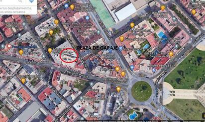 Garaje de alquiler en Plaza Alcalde Gabriel Molina Villegas, San Vicente del Raspeig / Sant Vicent del Raspeig