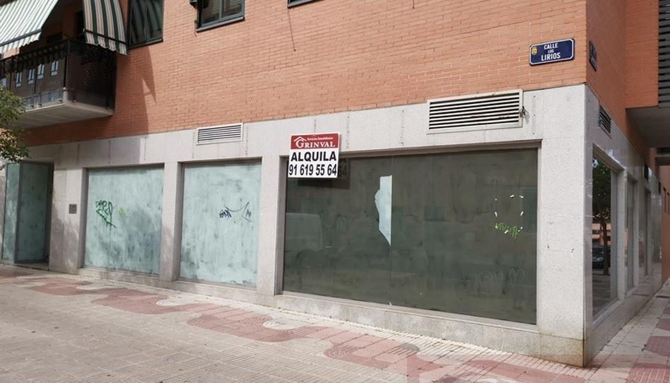 Foto 1 de Local de alquiler en Nardos Valderas - Los Castillos, Madrid