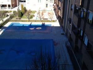 Comprar pisos en san nicasio campo de tiro solagua for Piscina solagua leganes