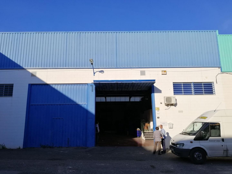Lloguer Nau industrial  Rabasa - divina pastora -Alicante