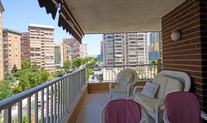 Viviendas en venta con terraza en Benidorm