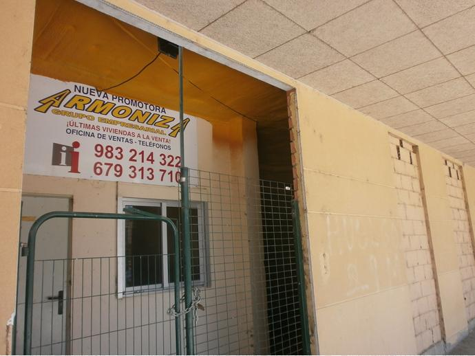 Local comercial en medina de rioseco en avenida juan for Pisos en medina de rioseco