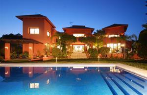 Alquiler Vivienda Casa-Chalet milla de oro marbella villa superlujo