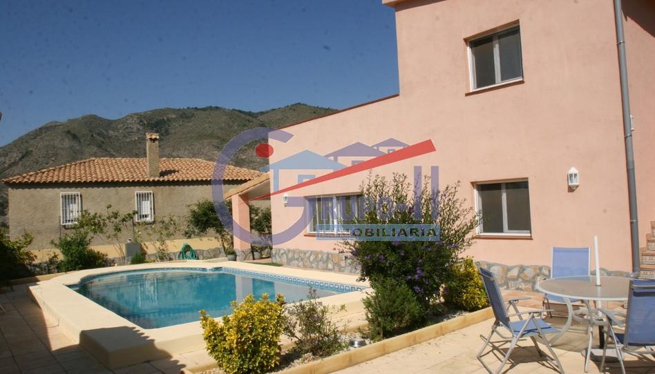 Foto 1 von Haus oder Chalet zum verkauf in Orxeta, Alicante
