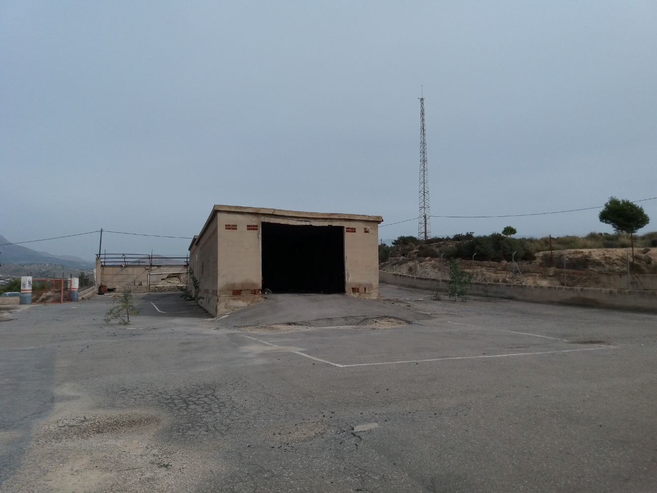 Nave industrial  Villajoyosa / la vila joiosa - villajoyosa ciudad