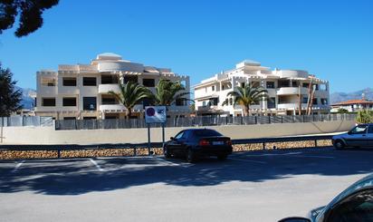 Garaje de alquiler en L'Albir