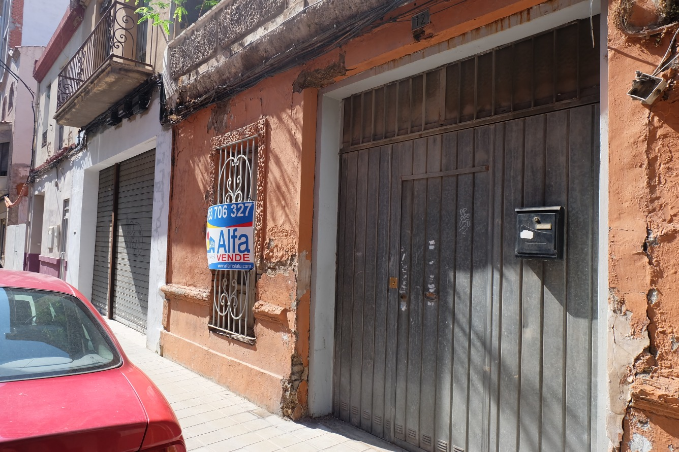 Urban plot  Calle marcelino oreja