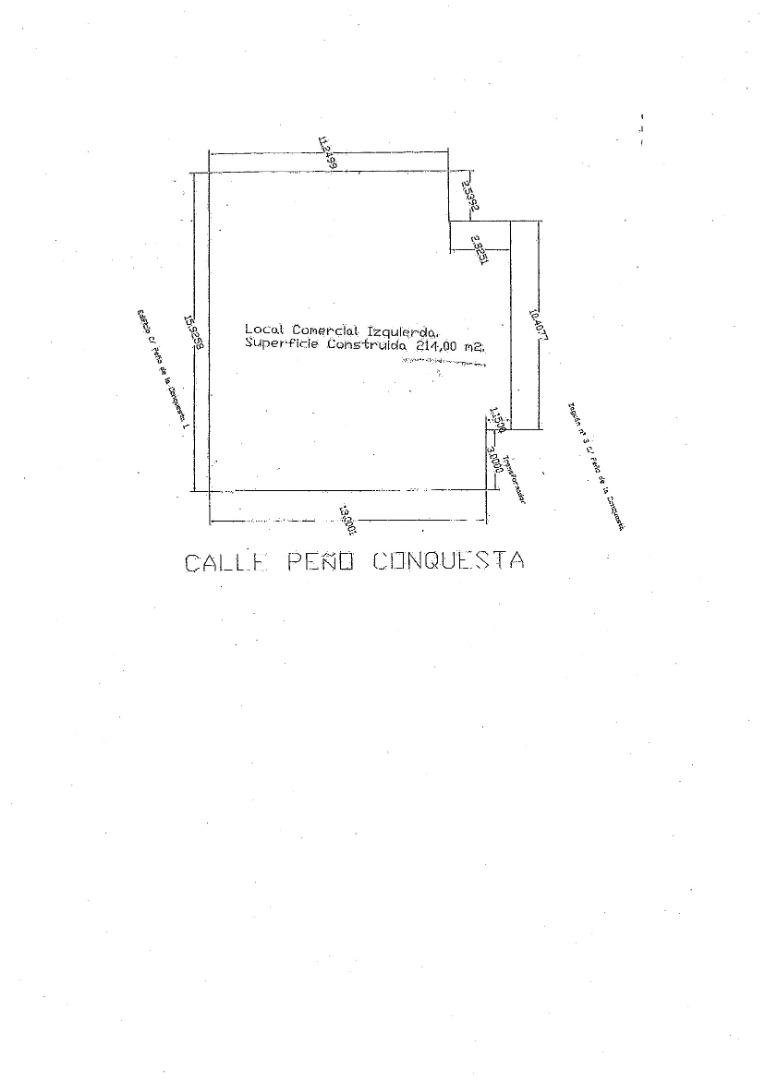 Urban plot  Calle peño conquesta-mare rafols, 1. Suelo edificable