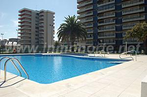 Venta Vivienda Piso zona playa con piscina y garaje