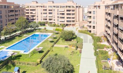 Áticos de alquiler en Jardín de Beniferri, Valencia
