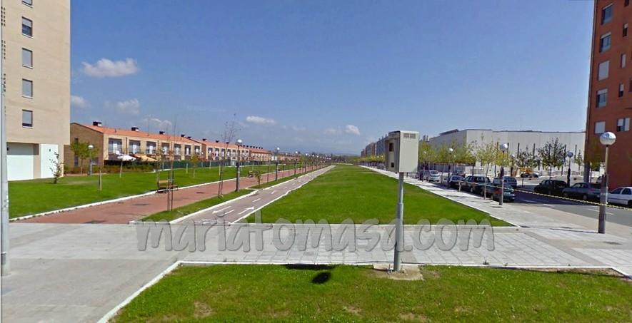 Piso en venta con 90 m2, 3 dormitorios  en Zabalgana, Zona Rural Suroe