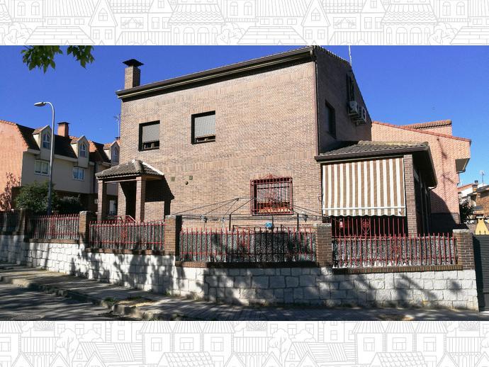 Casa adosada en navalcarnero en zona casco antiguo en - Chalets en navalcarnero ...