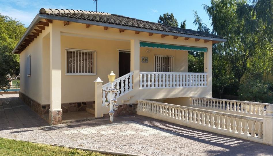 Foto 1 von Haus oder Chalet zum verkauf in Cadrete, Zaragoza