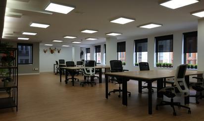 Oficinas de alquiler en Zaragoza, Zona de