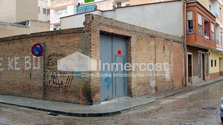 Stadtgrundstück  Calle blasco ibáñez. Magnifico solar de 300m2 en el centro de la poblacion, zona call
