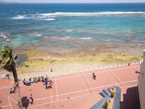 Pisos de alquiler con terraza en Las Palmas de Gran Canaria