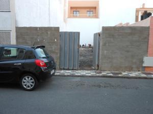 Venta Terreno Terreno Urbanizable playa de arinaga. solar urbanizable de 140m2.