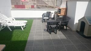 Ático en Venta en Salto del Negro. 2 Dormitorios, Baño, Terraza, Garaje. / Vegueta - Cono Sur - Tafira