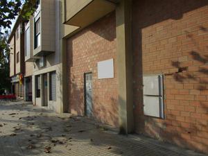 Local comercial en Alquiler en Gustavo Adolfo Becquer / Utebo