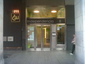 Alquiler Oficina  independencia, 8