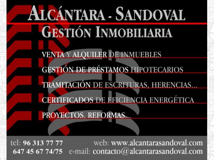Foto 25 de Piso en Almacil / La Constitución - Canaleta, Mislata