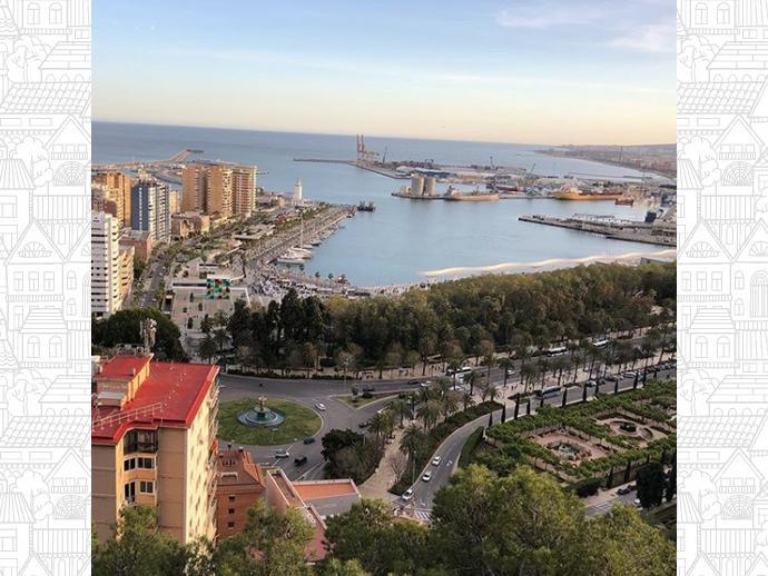 Foto 29 de Piso en Plaza De La Marina / Ensanche Centro - Puerto, Málaga Capital